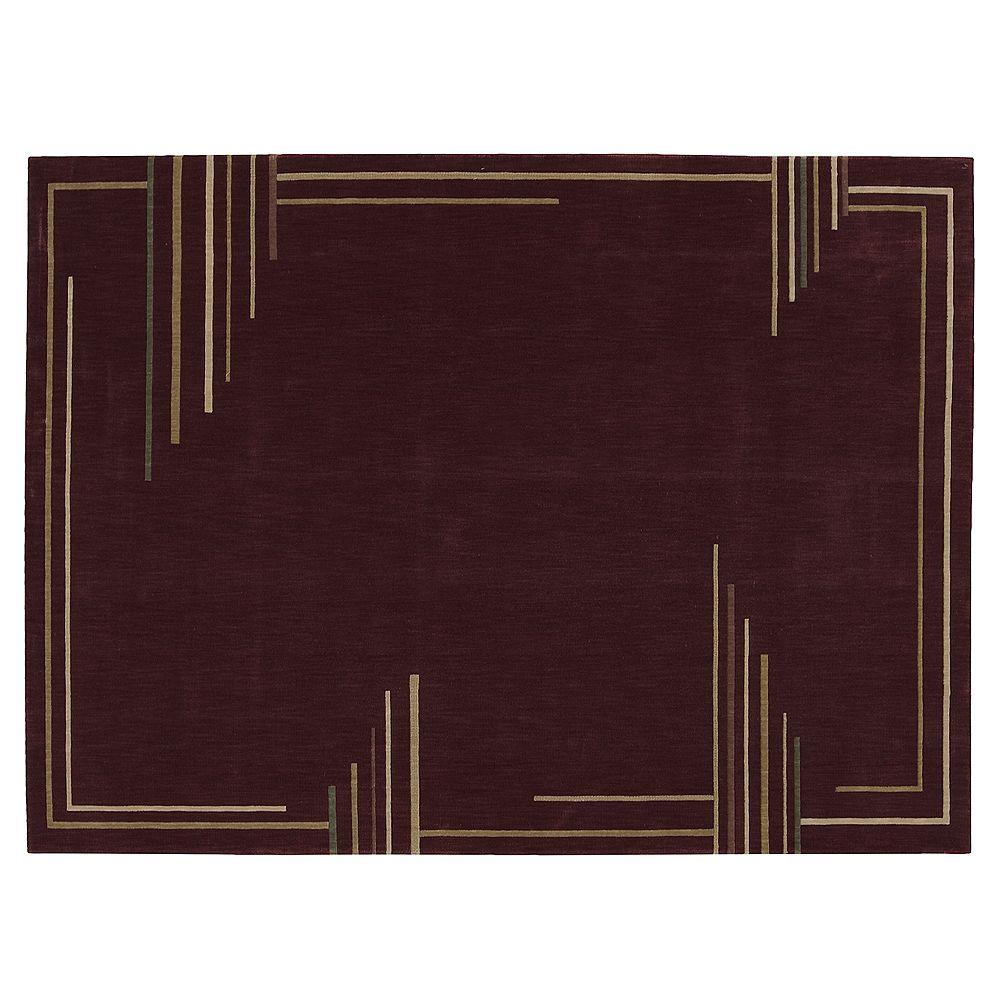 Nourison Parallels Striped Rug