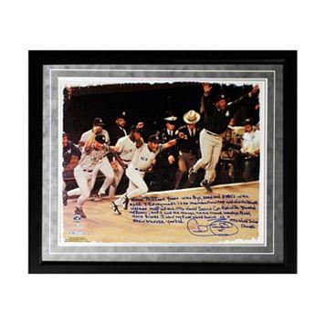Steiner Sports New York Yankees Cecil Fielder 1996 World Series Facsimile 16