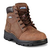 Skechers Relaxed Fit Workshire Peril Women's Steel-Toe Work Boots