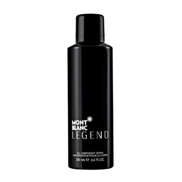 Mont Blanc Legend All Over Body Spray - Men's