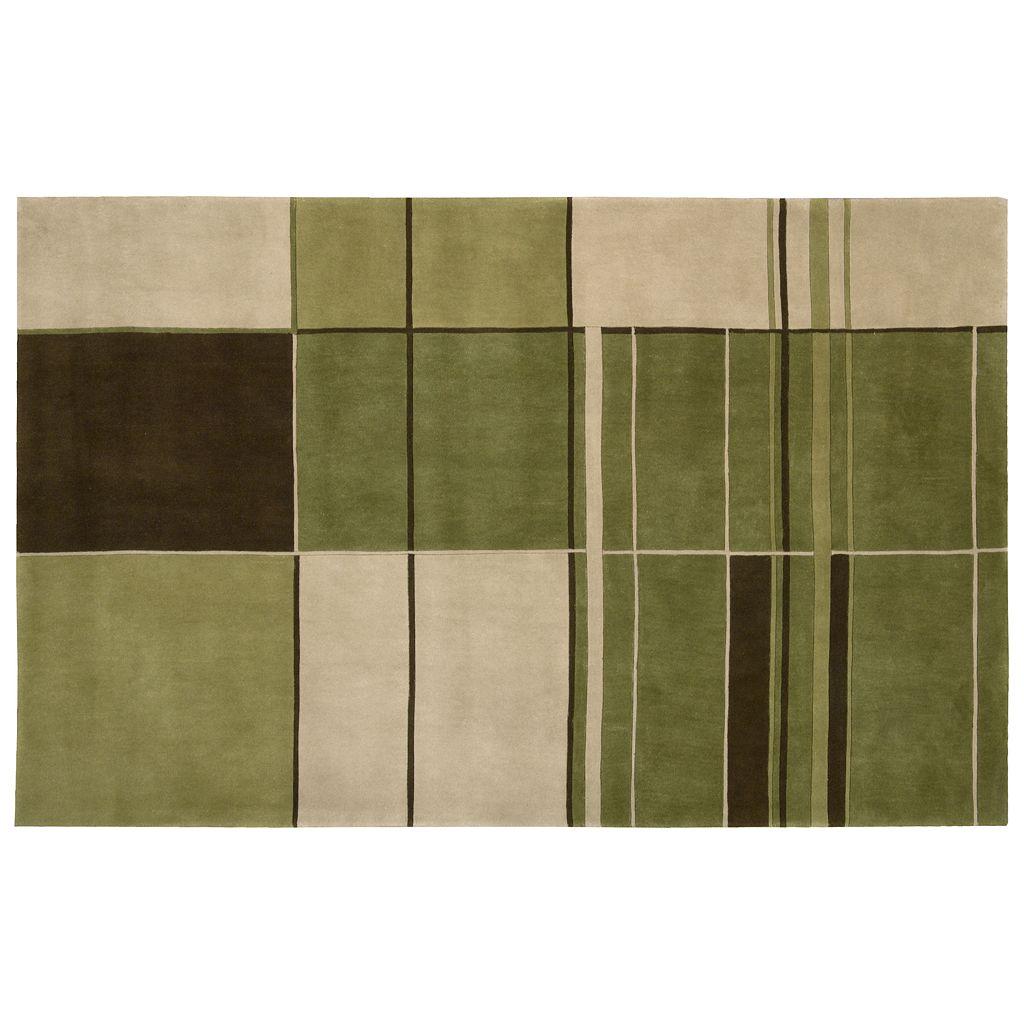 Nourison Dimensions Geometric Wool Rug