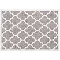 Safavieh Amherst Quatrefoil Indoor Outdoor Rug