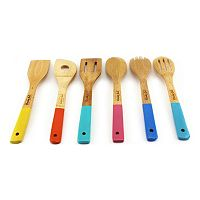BergHOFF Cook & Co. 6-pc. Bamboo Kitchen Utensil Set