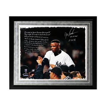 Steiner Sports New York Yankees Doc Gooden No-Hitter Facsimile 16