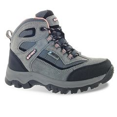 Hi-Tec Hillside Jr. Girls' Waterproof Hiking Boots
