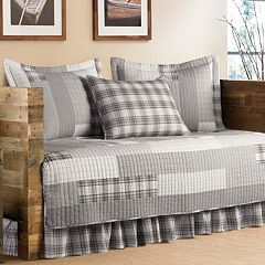 Eddie Bauer Fairview 5 pc Daybed Quilt Set