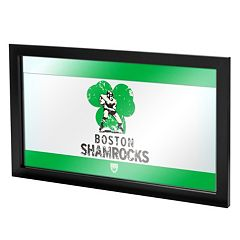 Boston Shamrocks Framed Logo Wall Art