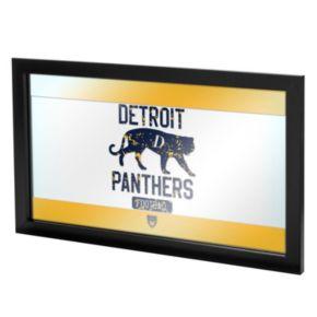 Detroit Panthers Framed Logo Wall Art