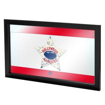 Hollywood Rangers Framed Logo Wall Art
