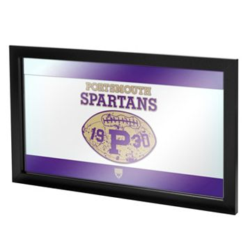 Portsmouth Spartans Framed Logo Wall Art