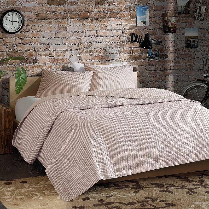Polyester cotton twin bedding kohl 39 s for Elle decoration bed linen