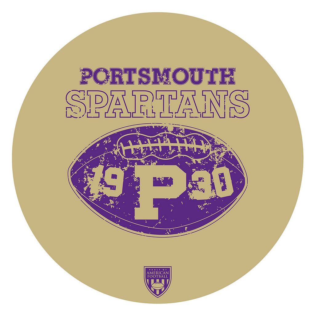 Portsmouth Spartans Chrome Pub Table