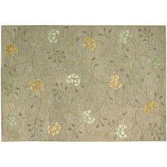 Nourison Oasis Vine Wool Rug