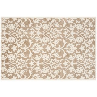 Safavieh Amherst Floral Damask Indoor Outdoor Rug