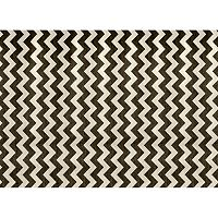Ruggable® Washable Chevron 2 pc Rug System - 4'10'' x 7'4''