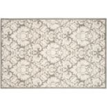 Safavieh Amherst Floral Medallion Indoor Outdoor Rug