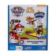 Paw Patrol Race to the Rescue Adventure Game by Spin Master
