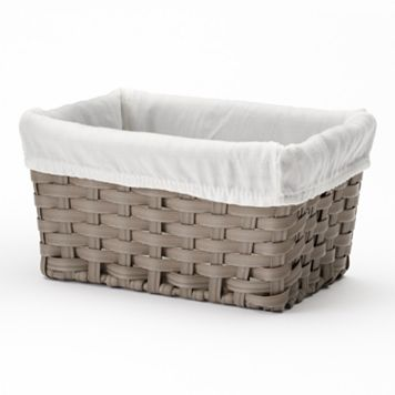 Home Classics® Woven Wicker Basket