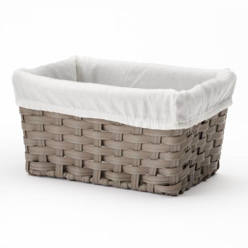 Home Classics® Woven Wicker Basket