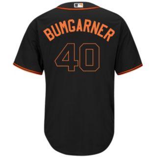 Men's Majestic San Francisco Giants Madison Bumgarner Cool Base Replica MLB Jersey
