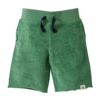 Baby Boy Burt's Bees Baby Organic Knit Terry Board Shorts