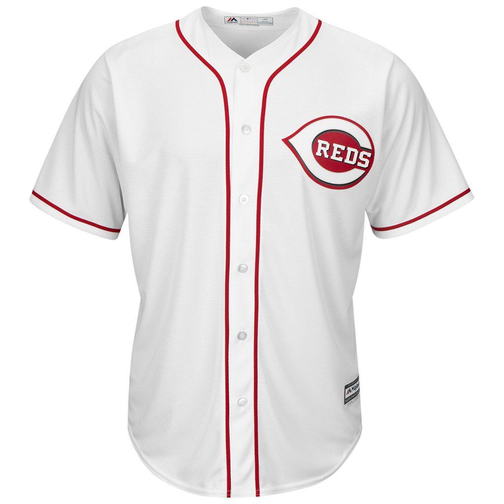 Men's Majestic Cincinnati Reds Joey Votto Cool Base Replica MLB Jersey