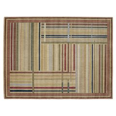 Nourison Somerset Striped Rug