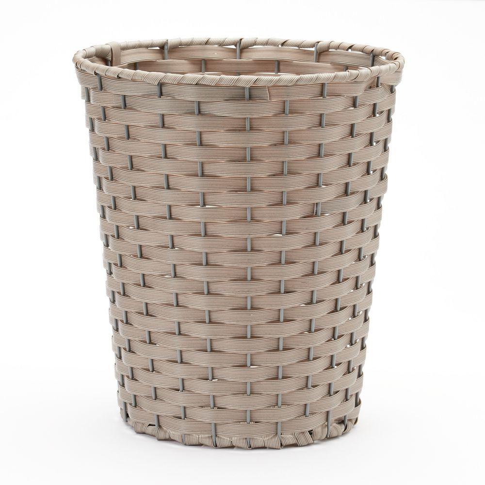 SONOMA Goods for Life™ Woven Wicker Wastebasket