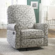 Pulaski Ashewick Swivel Glider Recliner Chair