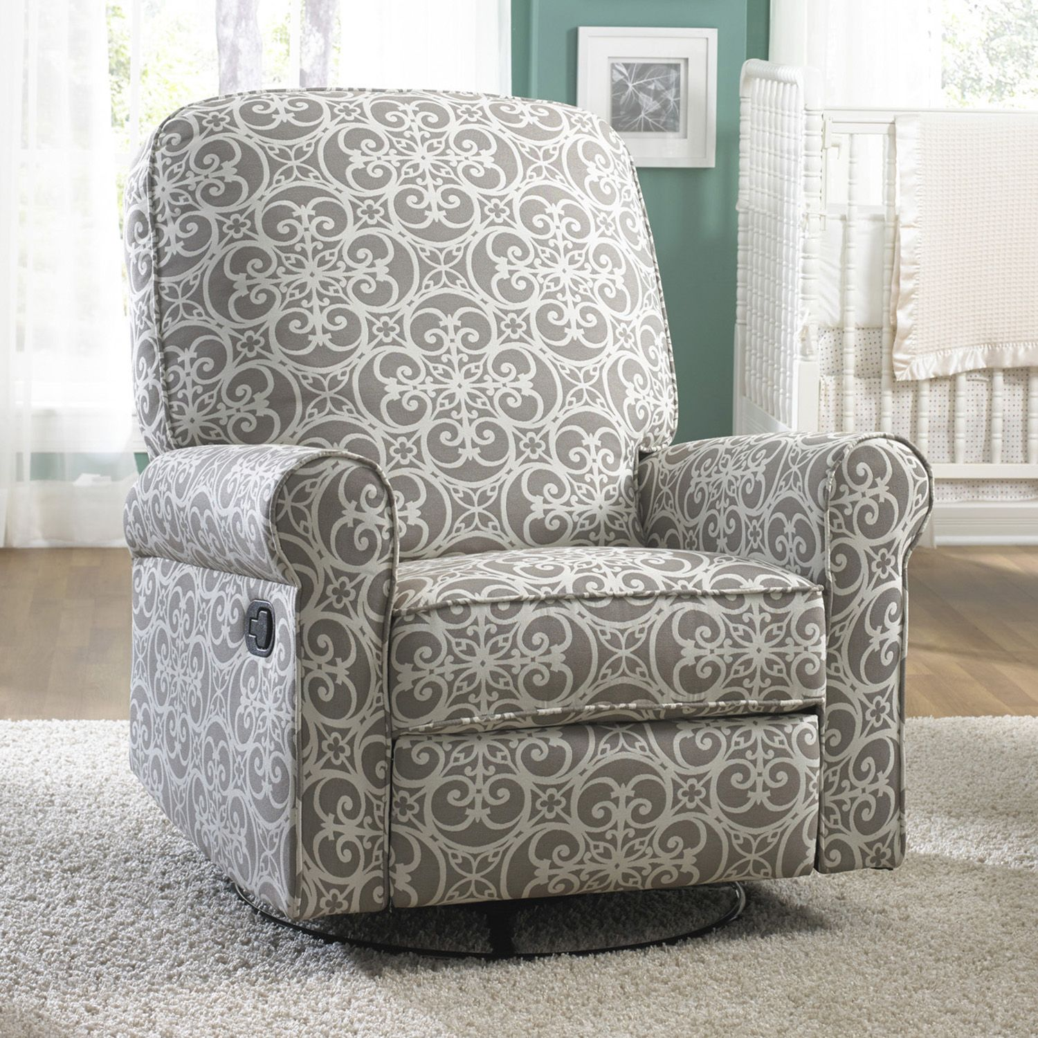 Pulaski Ashewick Swivel Glider Recliner Chair & Ashewick Swivel Glider Recliner Chair islam-shia.org
