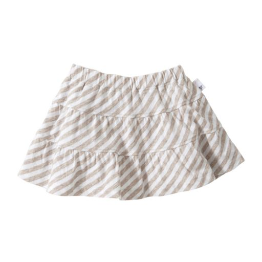 Toddler Girl Burt's Bees Baby Organic Reversible Skirt