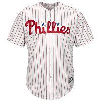 Men's Majestic Philadelphia Phillies Cool Base Replica MLB Jersey