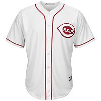 Men's Majestic Cincinnati Reds Cool Base Replica MLB Jersey