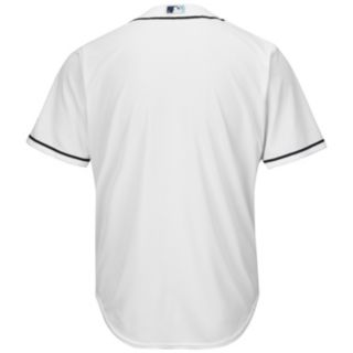 Men's Majestic Tampa Bay Rays Cool Base Replica MLB Jersey