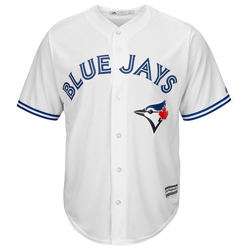 Men's Majestic Toronto Blue Jays Cool Base Replica MLB Jersey
