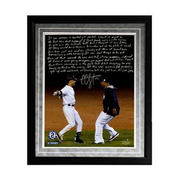 Steiner Sports New York Yankees CC Sabathia Jeter's Yankee Farewell Facsimile 16