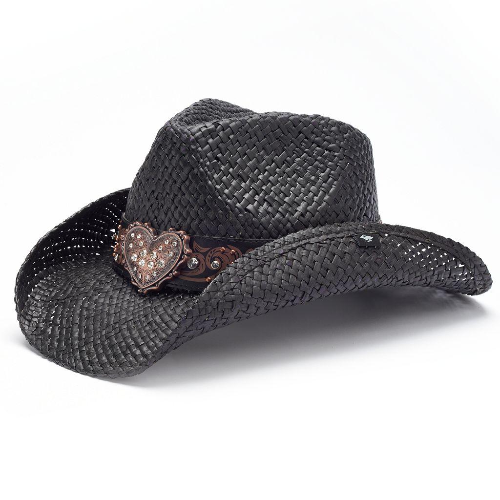 Peter Grimm Flint Rhinestone Cowboy Hat