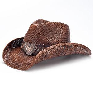 Peter Grimm Ini Drifter Geometric Cowboy Hat fb2740c31e92