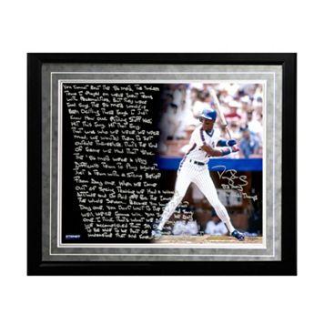 Steiner Sports New York Mets Darryl Strawberry 1996 World Series Facsimile 16