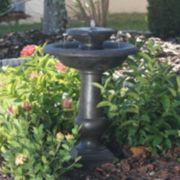 Smart Solar Chatsworth 2-Tier Solar Fountain