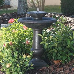 Smart Solar Chatsworth 2 tier Solar Fountain
