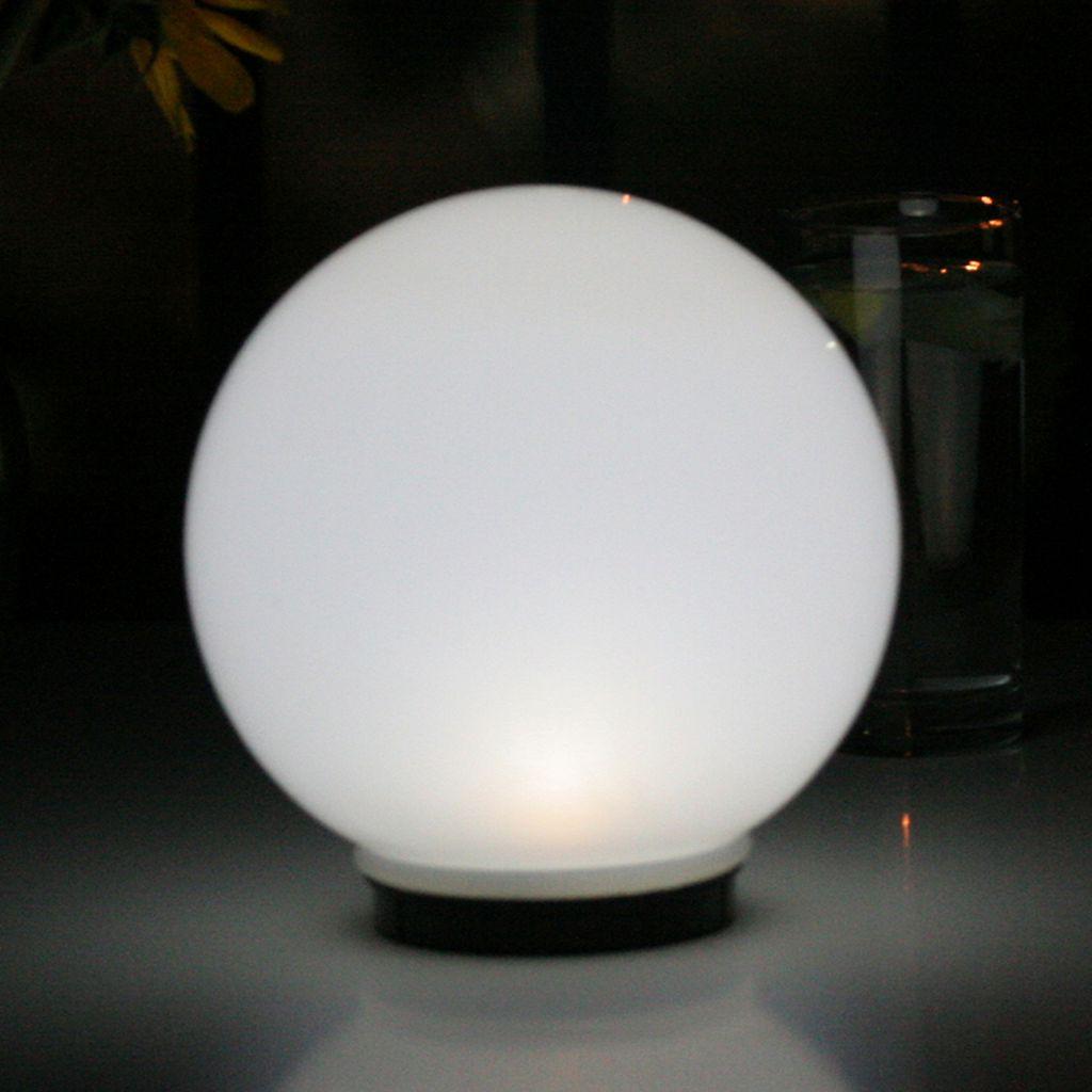 Smart Solar Maric Globe Floating Light Outdoor Decor
