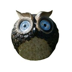 Smart Solar 2-piece Owl Accent Light Set