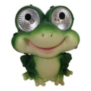 Smart Solar 2-piece Frog Accent Light Set
