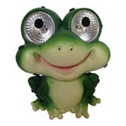Smart Solar 2 pc Frog Accent Light Set