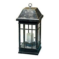 Smart Solar San Rafael II LED Candle Mission Lantern