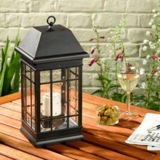 Smart Solar San Rafael II LED Candle Mission Lantern