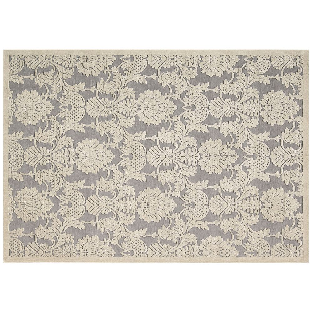 Nourison Graphic Illusions Floral Rug