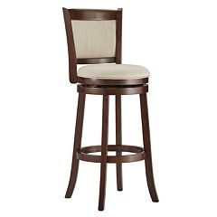 HomeVance Ames 29 in Swivel Bar Stool