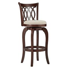 HomeVance Arleta 29 in Swivel Bar Stool